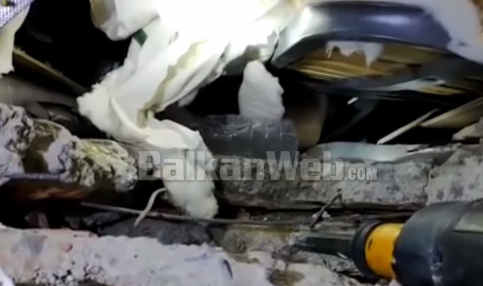 ВИДЕО: 20 часа бил под урнатините, објавена аудио снимка меѓу настрадан и спасувач