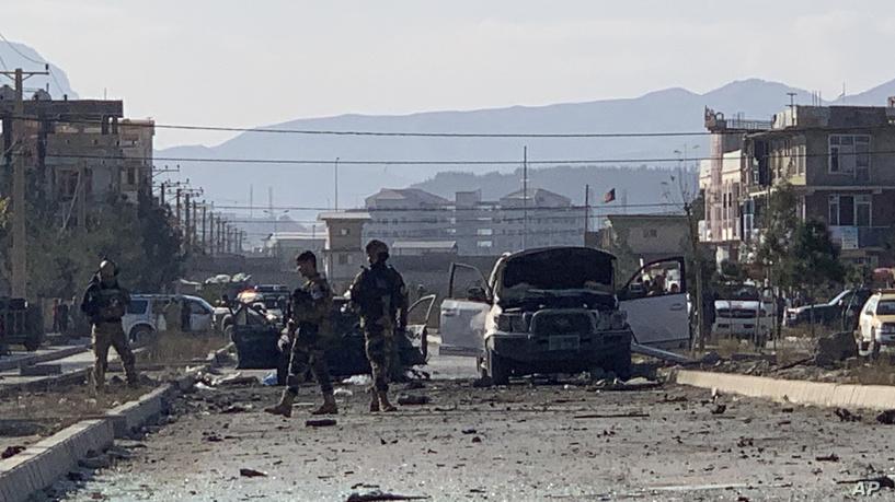 Најмалку седуммина загинати во експлозија на автомобил-бомба во Кабул