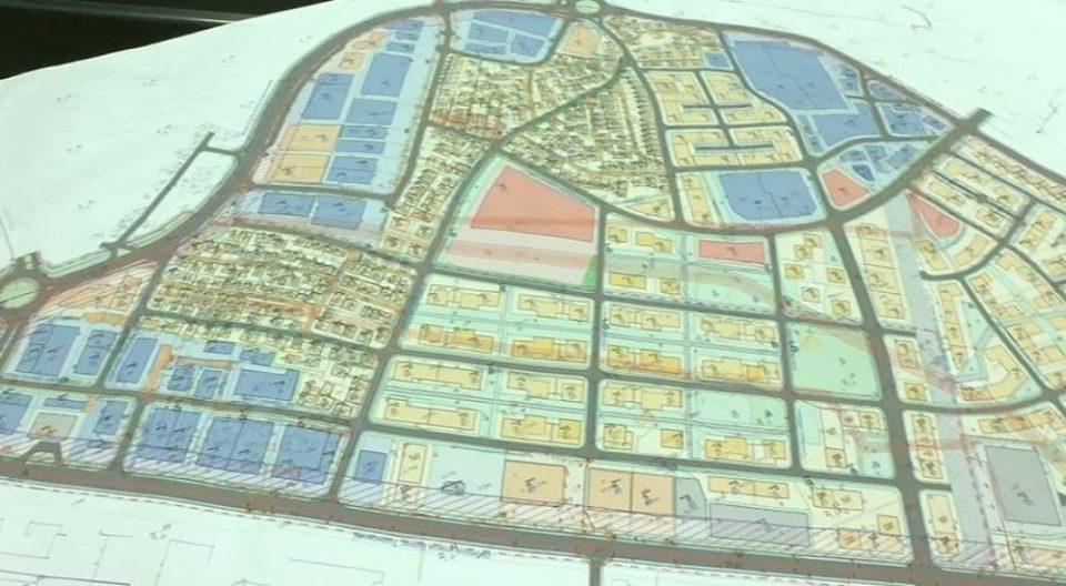 Од 100-те згради кај Расадник избришани маркички само за три- градоначалникот вели планот ќе овозможи хумано живеење, а ќе донесе 8 илјади нови жители
