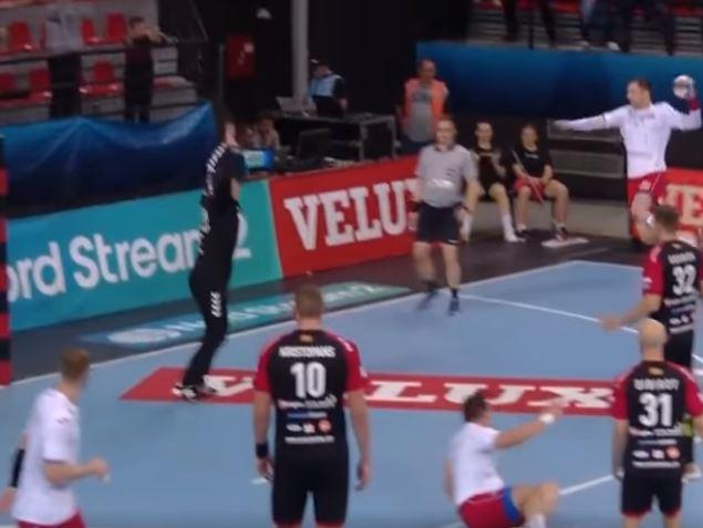 ВИДЕО: Двојната одбрана на Кизиќ најдобра во колото од ЛШ