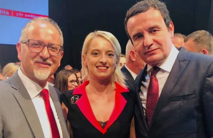 Косовска пратеничка го обвинува Заев за лицемерие поради љубовта што сега ја има кон Русија