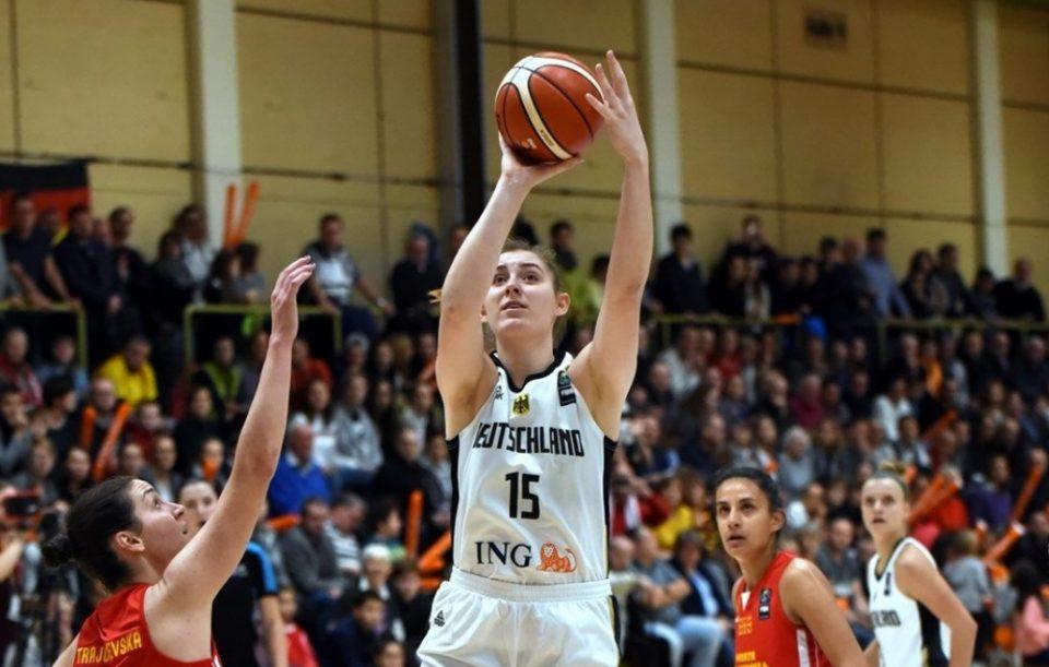 Жесток пораз на македонските кошаркарки: Поразени со 65 поени разлика