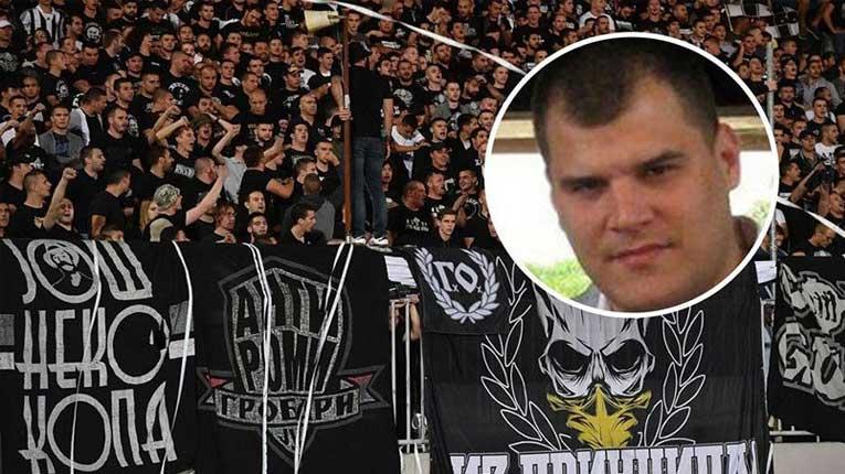 Кој е убиениот водач на навивачите на Партизан? Во 2011 година осуден на 30 години затвор, а излезе по шест години