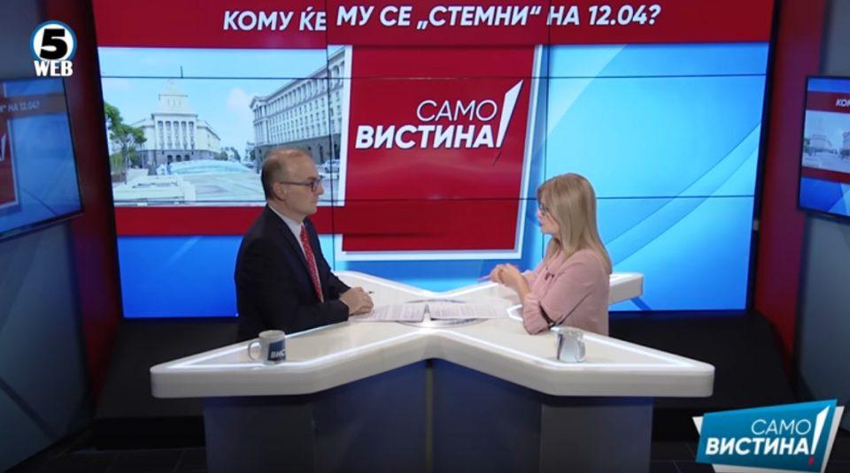 Милошоски: Една година јавноста го чека извештајот од МВР и ЈО за тоа како се случи поранешниот премиер да биде недостапен