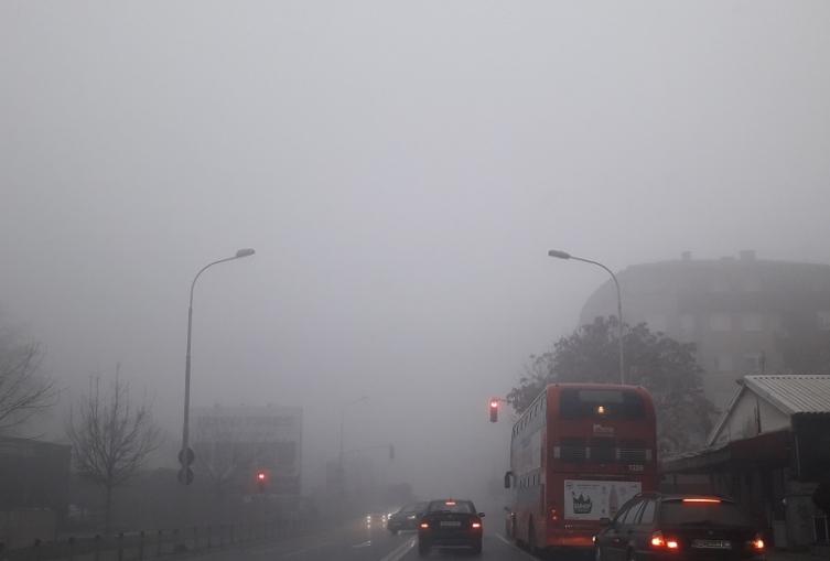 Загадениот воздух владата ќе го чисти со полиција
