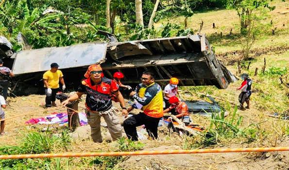 Најмалку 19 жртви во несреќа на Филипините
