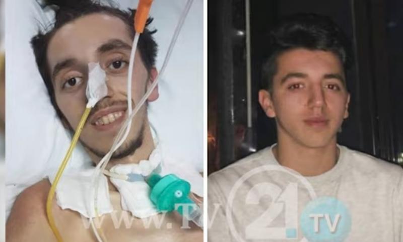 Млад скопјанец преживува голгота, неговиот татко бара помош од хуманите луѓе (ВИДЕО)