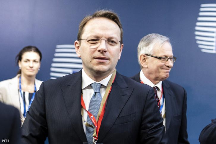 Кандидатот за еврокомесар за проширување на тест пред европратениците