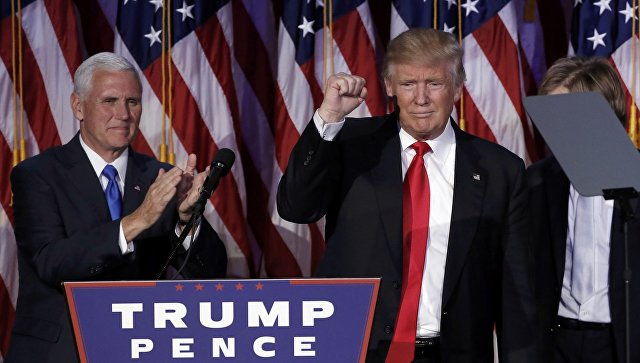 На изборите во 2020 година Доналд Трамп повторно ќе се трка заедно со Мајк Пенс