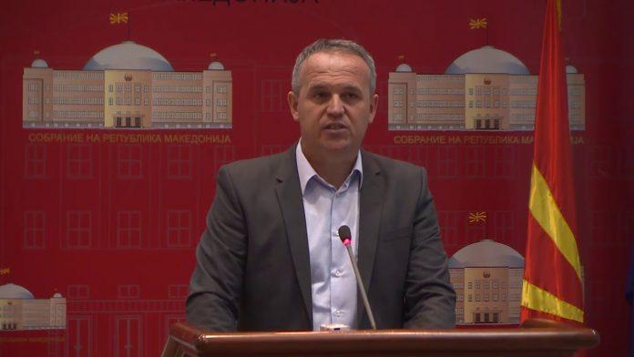 Рамчиловиќ ја напушта осумката, излегува од независната пратеничка група на ВМРО-ДПМНЕ