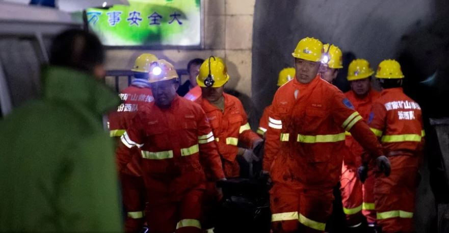 ФОТО: Експлозија во рудник во Кина, најмалку 15 загинати