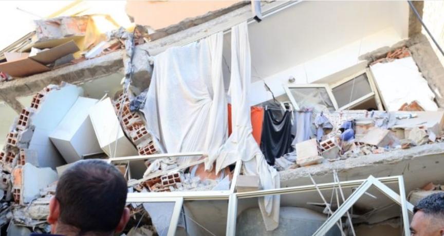 Земјотресите направија хаос: Во Тирана оштетени околу 500 згради