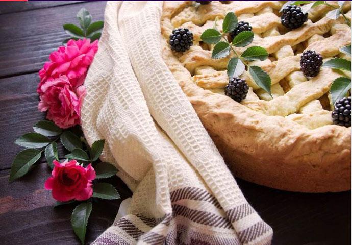 Идеја за десерт: Хималајска пита со капини