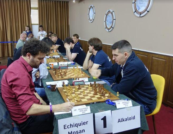 Шаховскиот Клуб АЛКАЛОИД стартуваше со победа на Европскиот Клупски Куп 2019