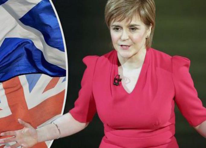 Шкотската лидерка бара од Лондон нов референдум за независност