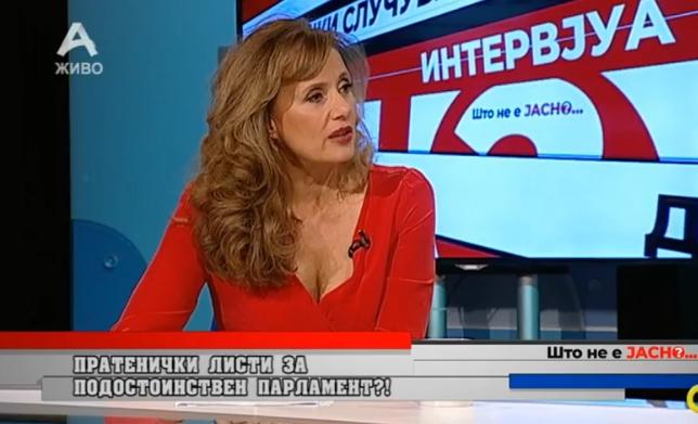 Софија Куновска: Мојата соработка со господинот Зоран Заев е завршена работа