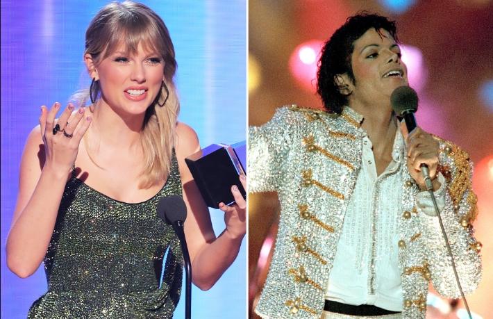 Тејлор Свифт го урна рекордот на Мајкл Џексон