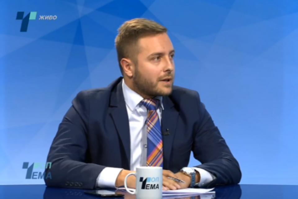 Арсовски: Министерка призна дека ги уживала позитивните економски политики на ВМРО-ДПМНЕ