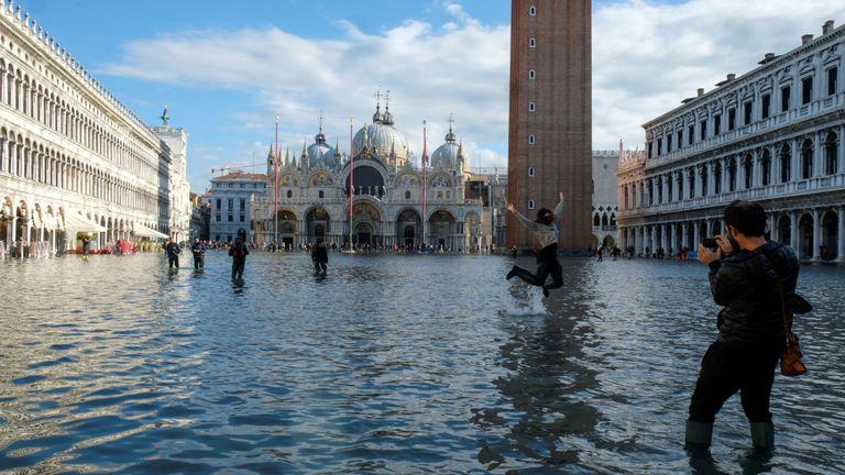 Венеција: Милиони евра за реставрација на базиликата Свети Марко по поплавата