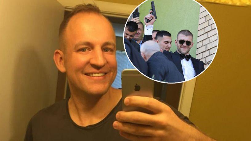 Синот на Аркан се огласи по свадбата на деценијата- тоа што преку фотографија им го порача на Вељко и Богдана на никој не му се допадна