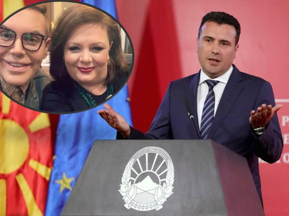 Андоновски: Бизарно е СДСМ да се оградува од Јанева и СЈО, бидејќи таа беше условот на Заев