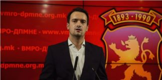 Нелоски: На Заев ни дома не му веруваат, не му верува ни Вице Заев!