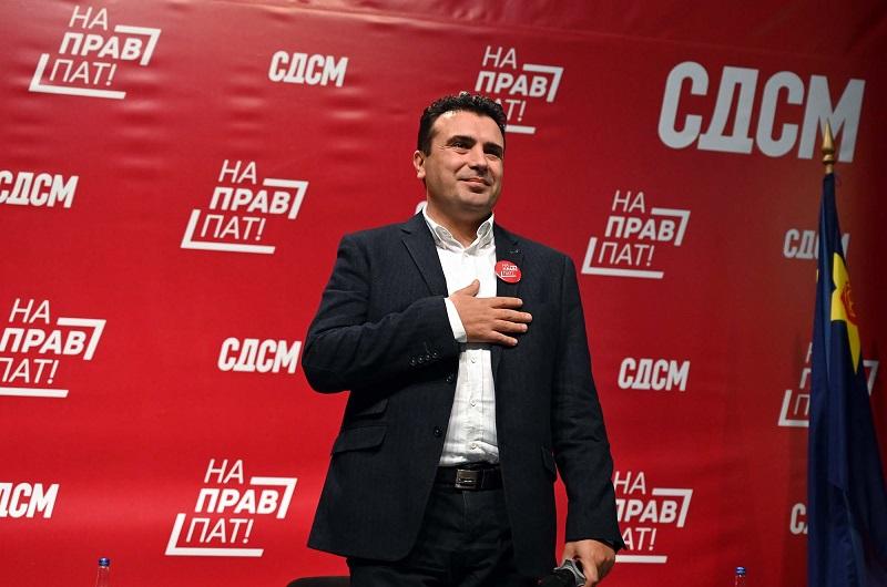 ВМРО-ДПМНЕ: Вчера падна Зоран Заев, а на 12 април заминува и целото криминогено раководство на СДСМ