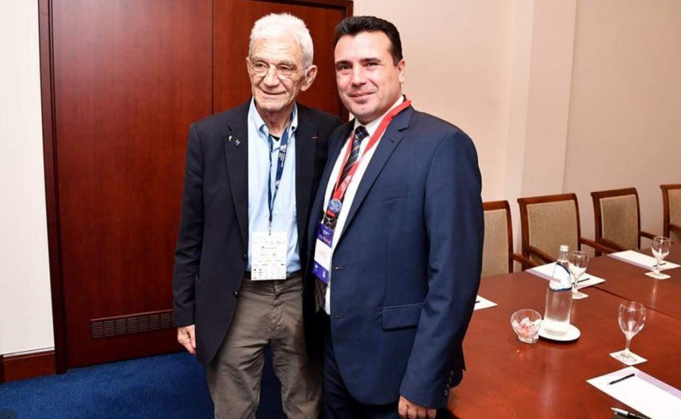 Заев: Грција ќе помогне да добиеме датум за преговори со ЕУ