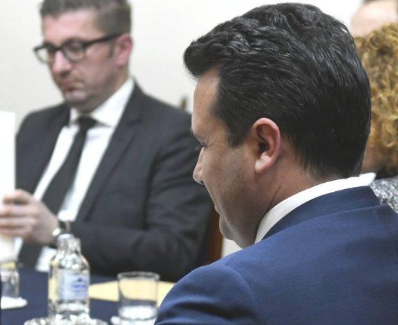 Мицкоски: Од Власта молк, а Зоран Заев сѐ уште без одговор за предлозите