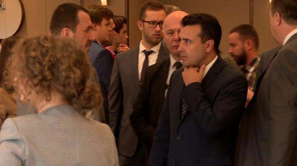 """""""Алфа"""": Заев не се сеќава дека рекол оти руски бизнисмени давале пари за насилство во Македонија"""