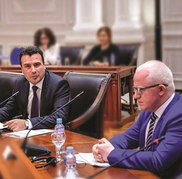 Рашковски треба да оди во изолација, нов кластер на Ковид 19 во Влада?