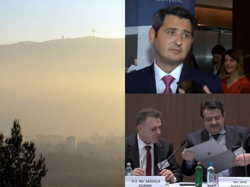 """""""Министерската навика никако да се искорени"""", а Македонија се гуши: Стариот министер не го интересираа граѓаните, сегашниот нема време за загадувањето"""