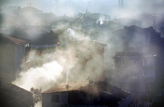 Охрид меѓу градовите со загаден воздух, измерени од 112 до 351 Pm10 честички на м3