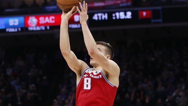 НБА: Меч на кариерата за Богдановиќ, 48 поени на Хрватот за нов триумф на Јута