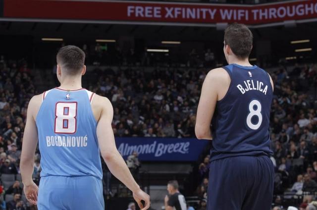Само во НБА: Србите Бјелица и Богдановиќ и Гркот Јанис ќе играат во – затвор!