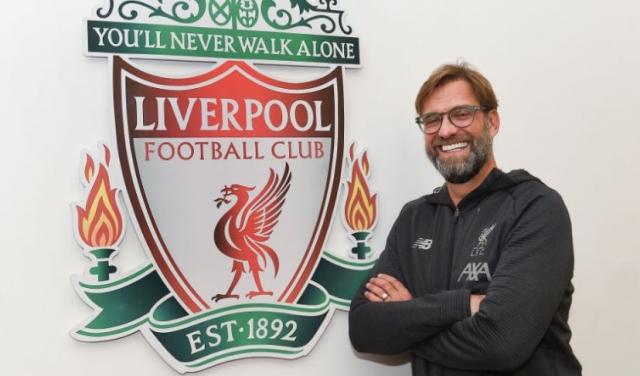 Јирген Клоп останува менаџер на Ливерпул до 2024 година!