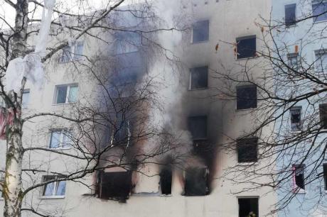 Хорор во Германија: Во експлозијата едно лице загина, а 25 се повредени