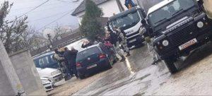 Голема полициска акција на неколку локации во Скопје меѓу кои и Грчец