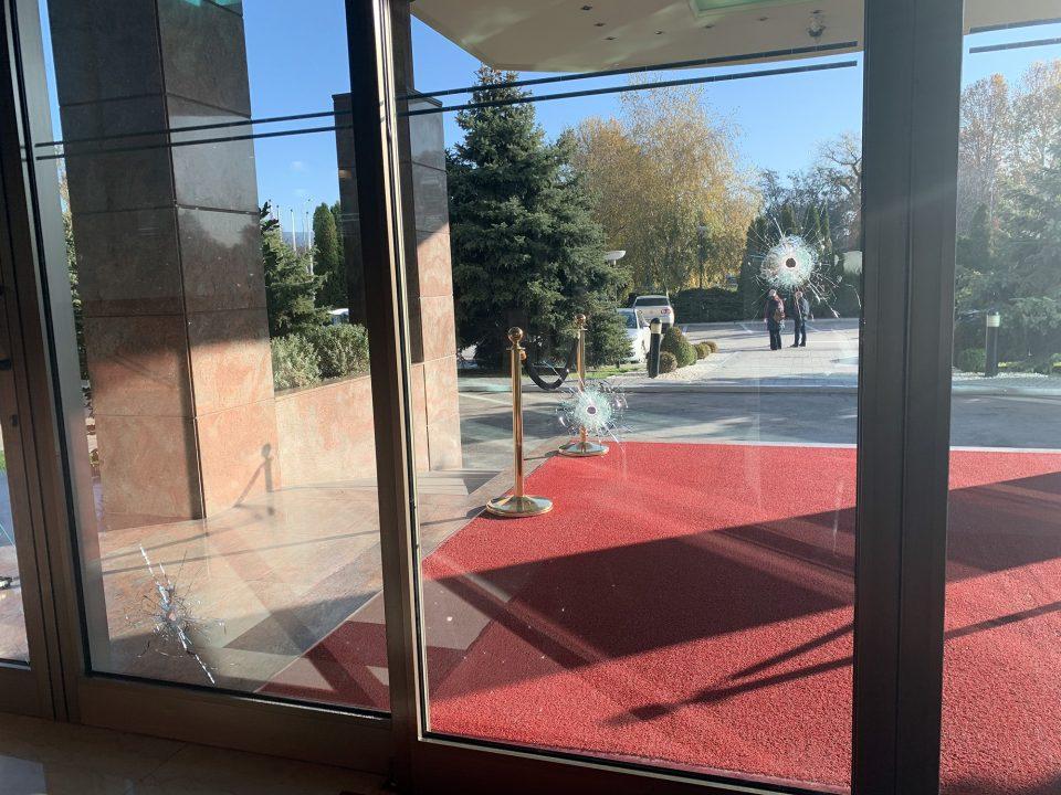 МВР со детали за апсењето во Палас
