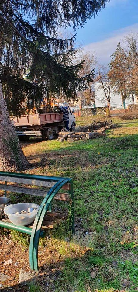 """""""Темелковски го исече зеленилото, ваков ли чист воздух ветуваа"""""""