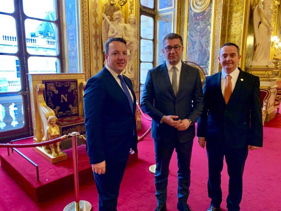 Николоски: Новата влада на ВМРО-ДПМНЕ ќе ја исчисти корупцијата и ќе почне преговори за членство во ЕУ