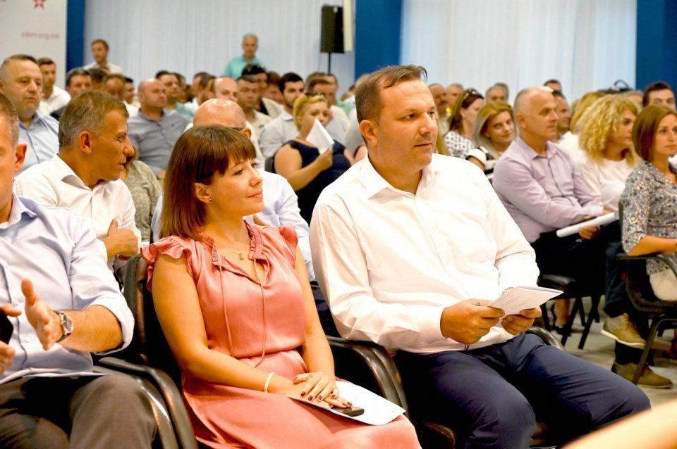 Спасовски премиер, Царовска вицепремиерка за економски прашања во техничката влада