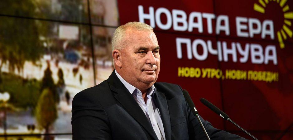Ѓорѓиевски до власта: Во 21 век не успевате да исполните ветување за изградба на фекална канализација