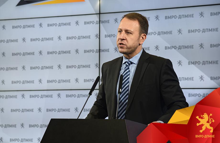 Јанушев утре гостин во Утрински брифинг со Чомовски на Слободна ТВ