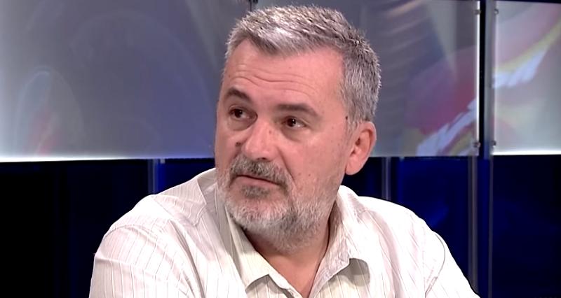 ОЈО му поднесе пријава на Љупчо Палевски