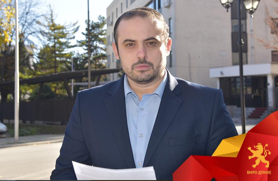 Ѓорѓиевски: Власта е до гуша во криминал, ќе одговараат сите до еден