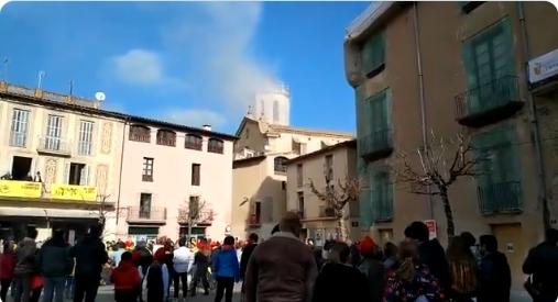 Шпанија: Повредени 14 лица, од кои тројца потешко при експлозија на пиротехнички средства (ВИДЕО)
