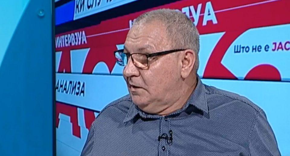 Тошевски: Ги охрабрувам сите да кажат за Рекетот што им го вршат премиерот Заев и брат му Вице Заев