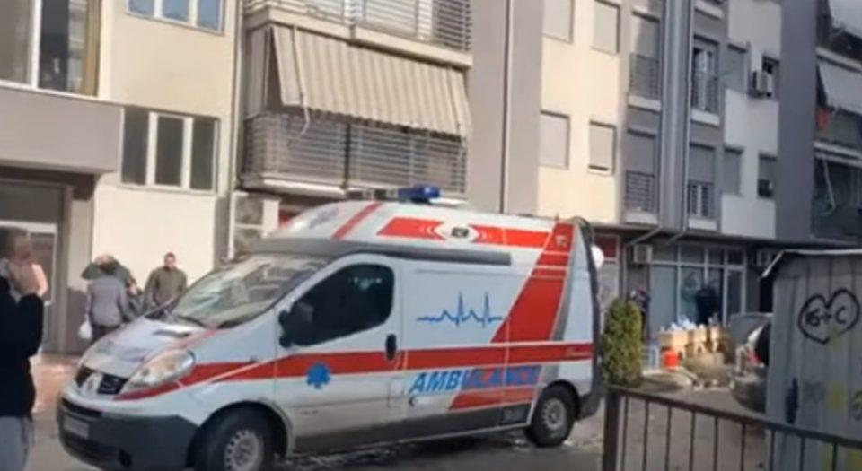 ВИДЕО: Дванаесетмина повредени во голем пожар во Тетово- сите повредени итно пренесени во болница