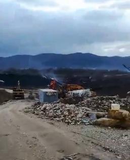 ВМРО-ДПМНЕ ОК Кичево: Градот го загадува негрижата на раководството на РЕК Осломеј!